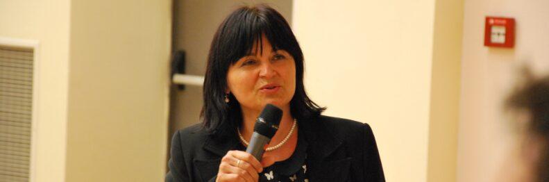 Bożena Bednarek-Michalska, bibliotekarka UMK Toruń